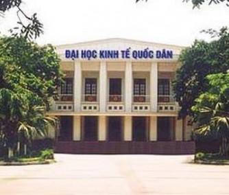 Đại học Kinh tế Quốc Dân