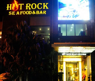 Hot Rock Seafood