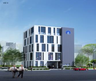 Văn phòng điều hành Tổng công ty Xây dựng Hà Nội ( HACINCO )