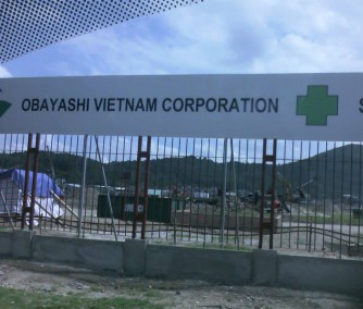 Konishi bioengineering factory in Vietnam