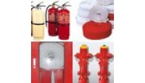Fire protection systems help safety exit